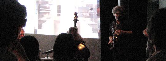 Tim Berne at the Vortex