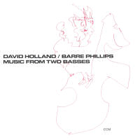 David Holland, Barre Phillips - Music from two basses