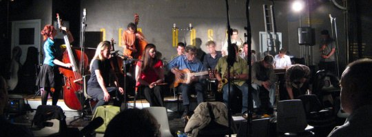 Glasgow Improvisors Orchestra