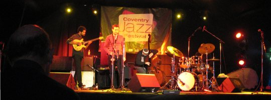 Henri Texier Strada Quartet, at Coventry Jazz Festival 2007