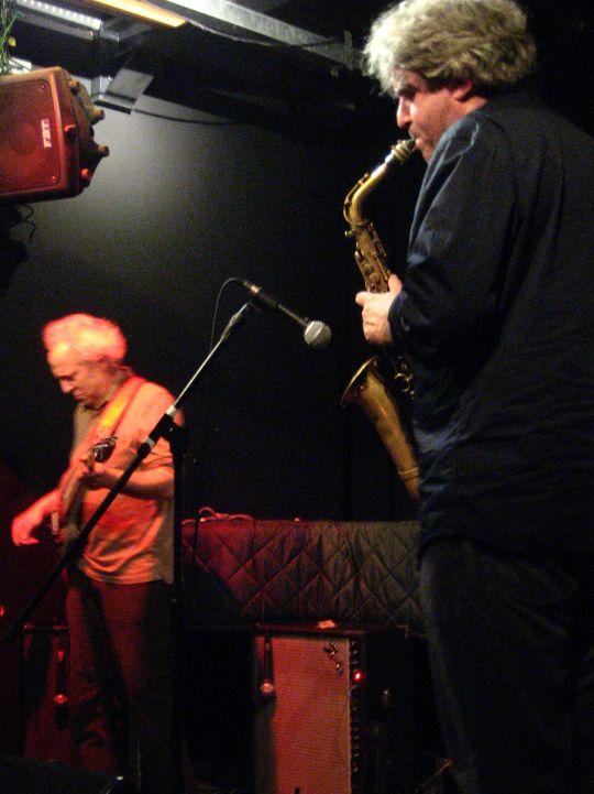 David Torn and Tim Berne